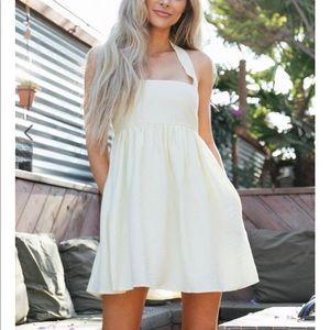 Lani The Label Soleil Mini Dress